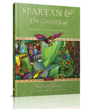 A Trip to the Rainforest book cover