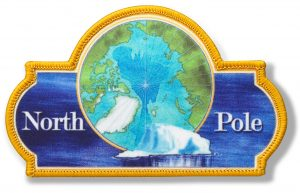 Patch North Pole