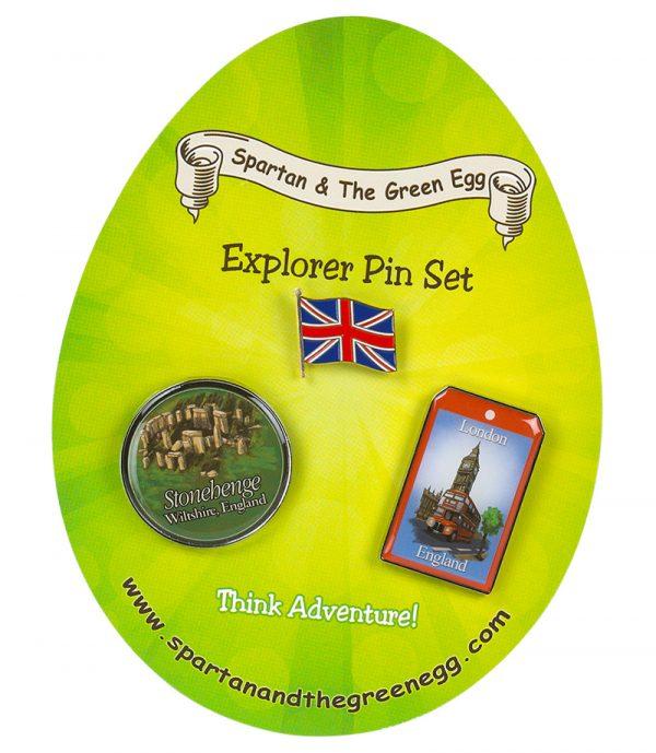 UK pin set #1