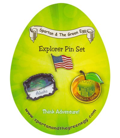 USA pin set # 2