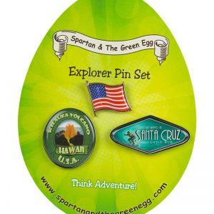 USA pin set # 4